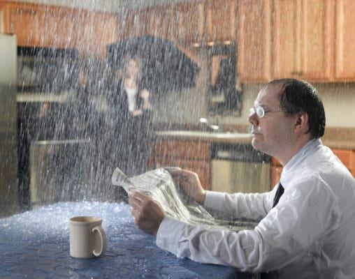 fuite d eau plombier