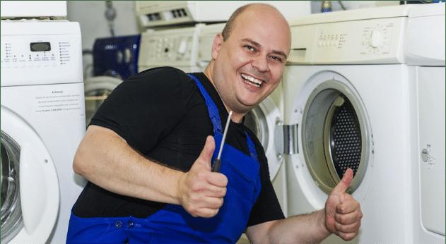 plombier machine a laver