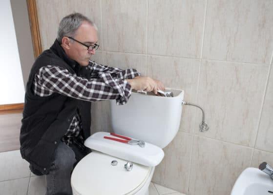 toilette plombier lyon